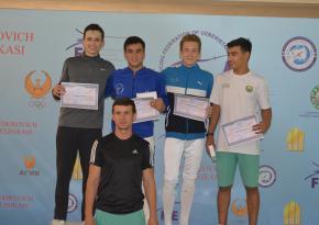 В Ташкенте стартовал турнир сильнейших